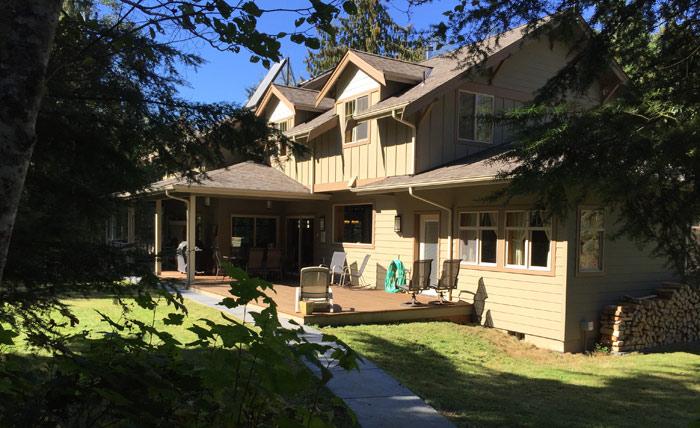 Services steve kunkel master builders for Summer homes builder